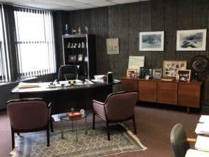 Martin Rosen's Office